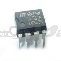 LF351N Signal Operational Amplifier (Orignal)