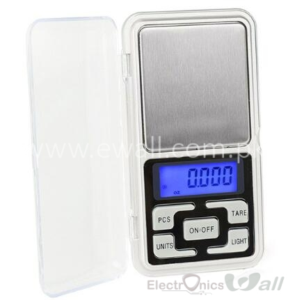 0.01g to 200g Mini Pocket Digital Electronic Scale for Gold Sterling Silver Jewelry Scales Balance