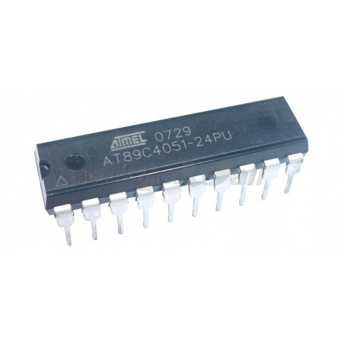 AT89C4051-24PU 8-bit Microcontroller W/ 4K