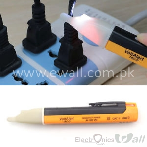 Non-Contact Voltage Tester AC Volt Alert Pen Detector Sensor bepper 90~1000V
