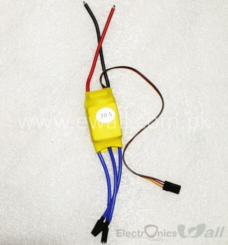 30A RC Brushless Motor ESC Speed Controller XXD HW30A
