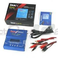 IMAX B6AC Multi functional Balance Lipo Battery Charger (80W New Version) High Quality