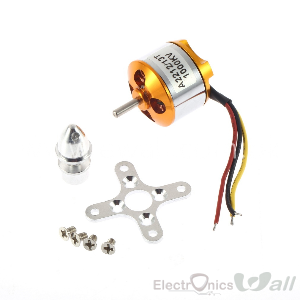 1000KV Brushless Motor For Multirotor XXD A2212