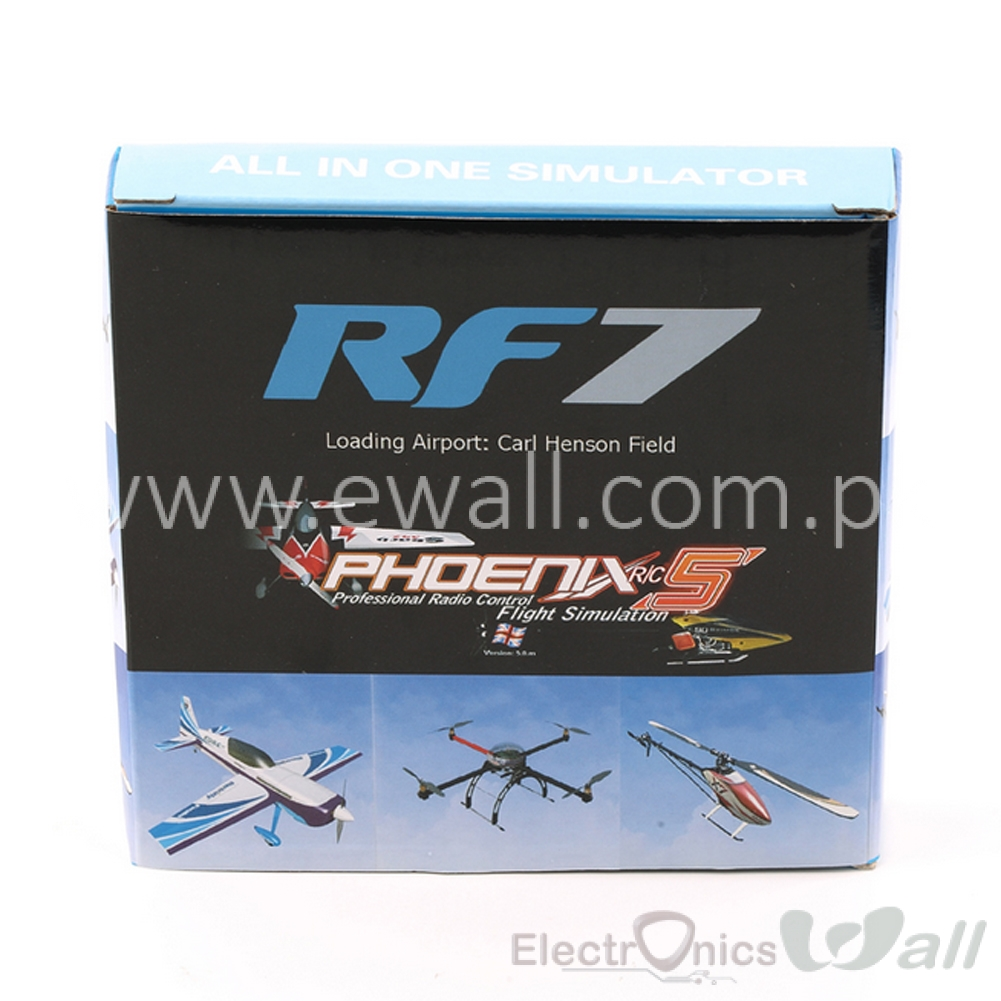 22 in1 RC USB Flight Simulator Cable for Realflight G7/ G6/ G5 Phoenix 4 E2HG