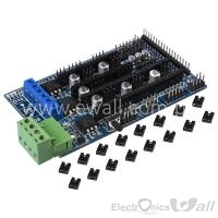 3D Printer Driver Board Ramps 1.5 Controller Board for Arduino Mega