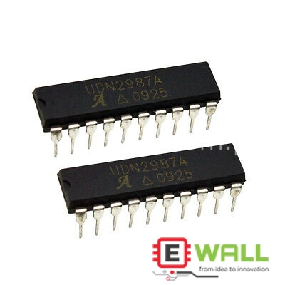 UDN2987A IC Dip 8-Channel Source Driver with Over-Current Protection