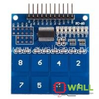 TTP229 8 Keys Capacitive Touch Keypad Module
