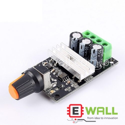 3A PWM DC 6V to 28V 1203B DC Motor Speed Controller Module