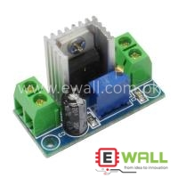 Adjustable DC Voltage Regulator Module LM317
