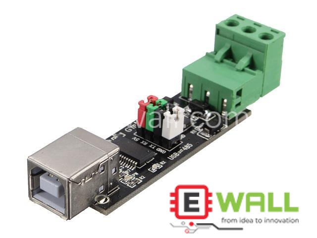 USB to RS485 TTL Serial Converter Adapter FTDI