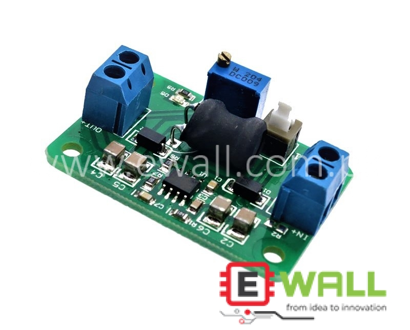 MP2307 LM2596 Kis-3r33s DC-DC 4.75 - 24V Adjustable Step-down Power Module Peak 4A Highest Efficiency Of 98%