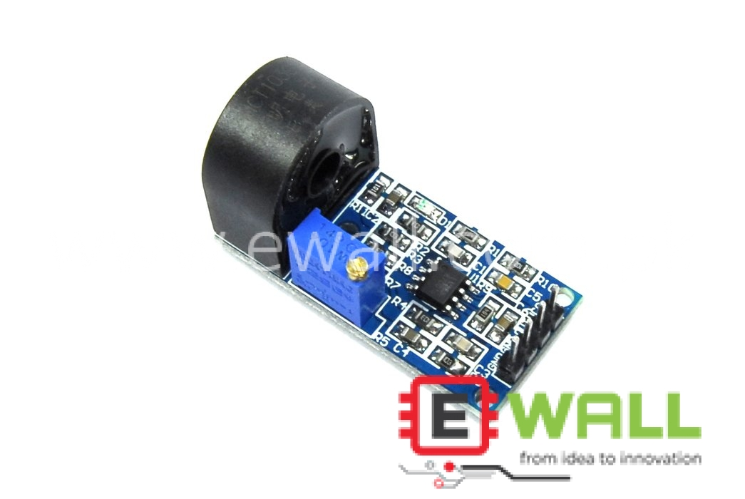 5A Current Sensor Module ZMCT103C CT Transformer