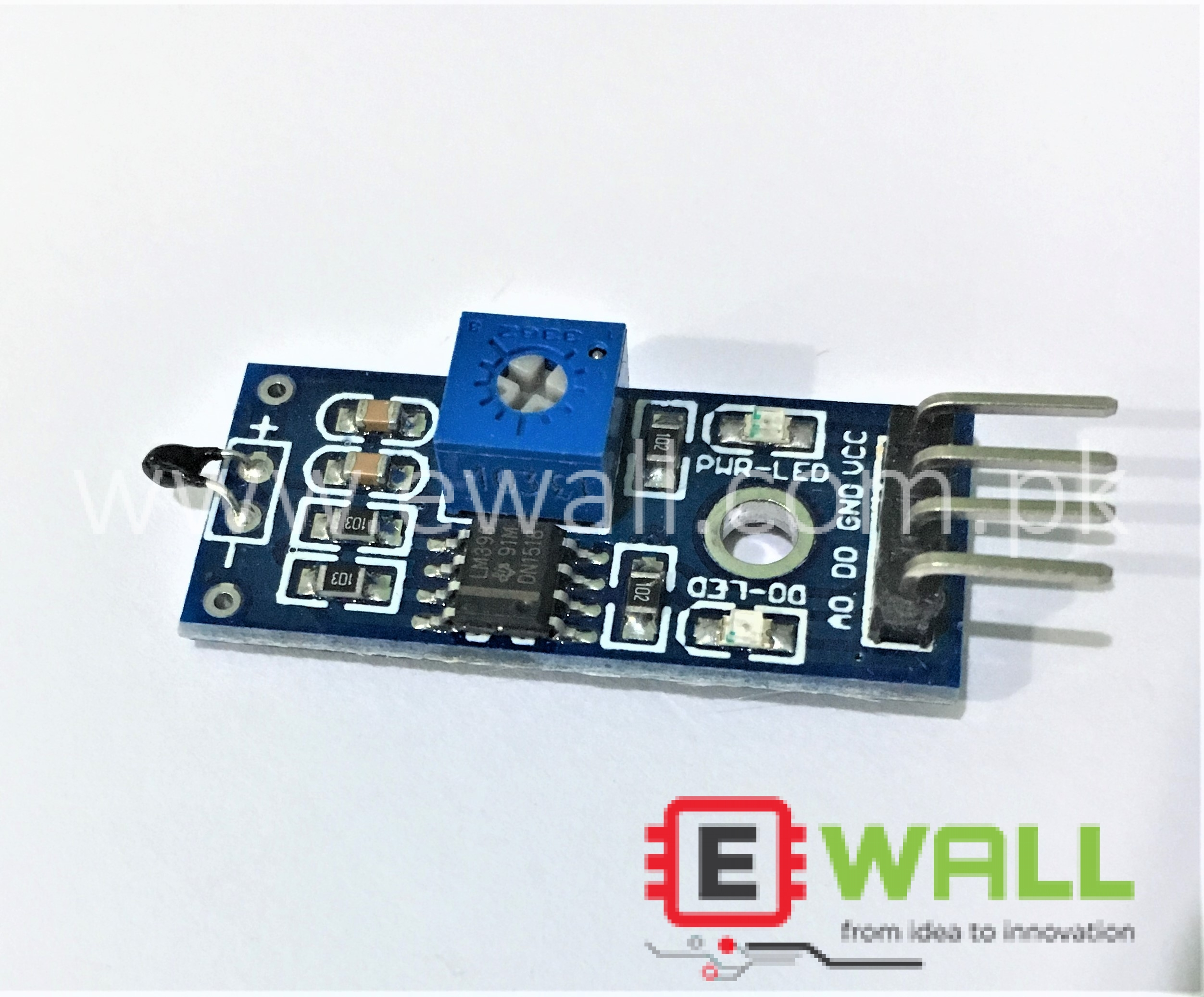 LM393 Optical light-sensitive detection Photosensitive resistance Sensor Module