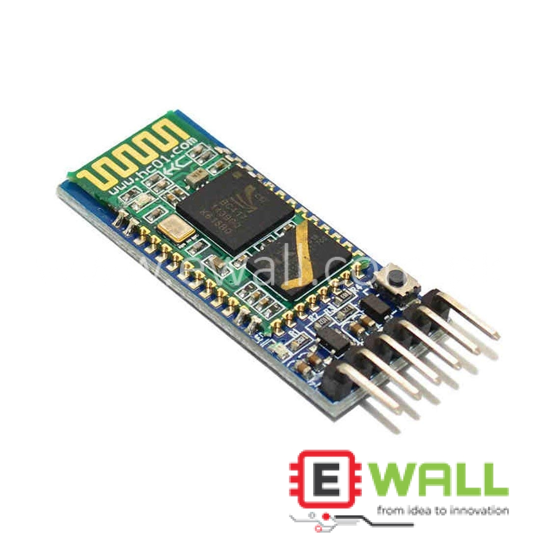 HC-05 6 Pin Wireless Bluetooth RF Transceiver Module Serial BT Module Arduino