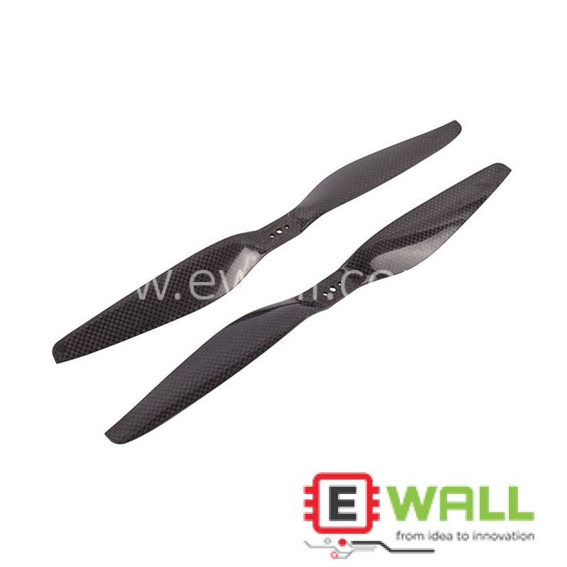 15x5.5 Carbon Fiber CF Propeller T-M 1555 inch (CW and CCW )