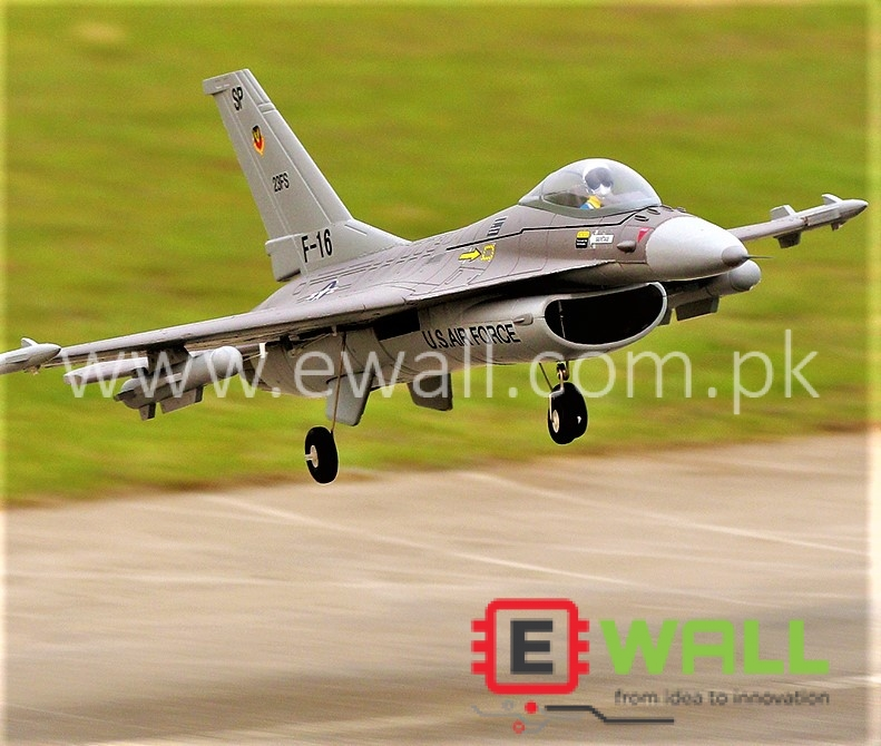 F-16 Falcon V2 64mm EDF Jet - (Plug-N-Play) upgraded