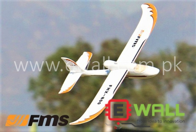PNP Easy Trainer FHX-800 EPO fixed-wing Glider Aircraft Model -( Plug and Fly)