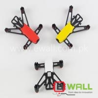 FPV Ultra Small Multi-Rotor Frame for Brushed Hollow Cup 8520 motors indoor Q-100 Brushed Frame
