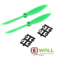 6x4.5 Multirotor Propellers One Pair CW/CCW 5X3 (Green)