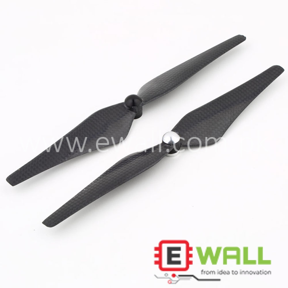 1Pair 9443 Carbon Fiber Self-Tightening Propeller For DJI Phantom 2 Vision+