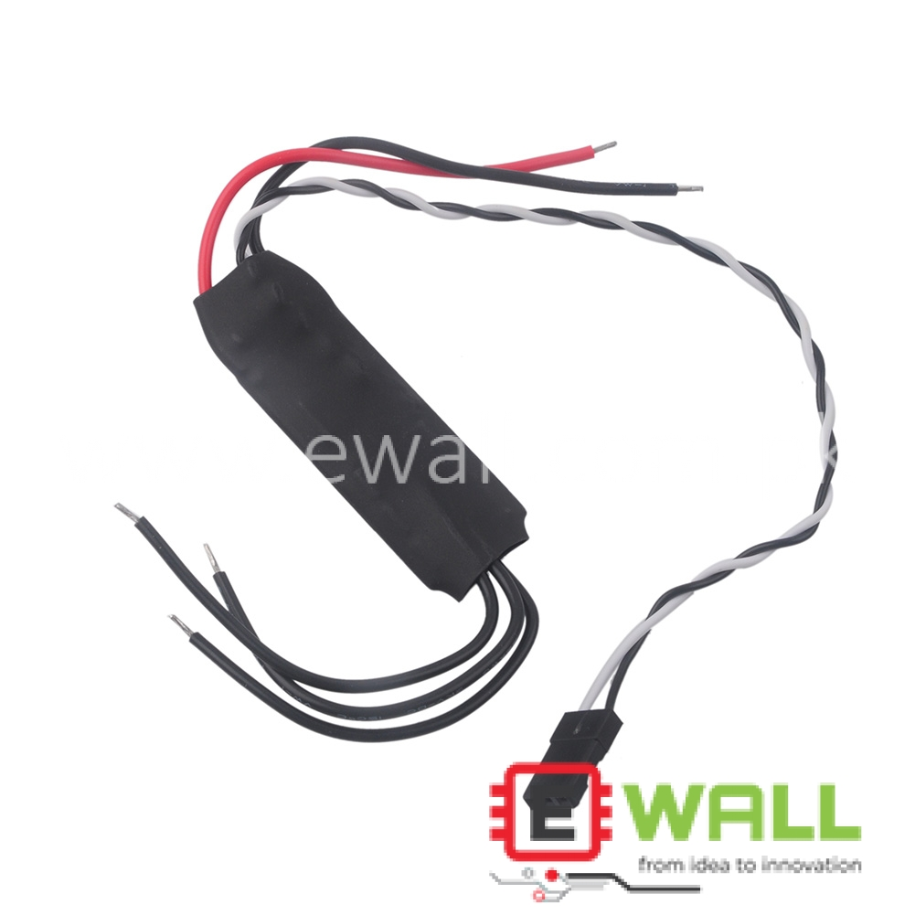 18A ESC Electronic Speed Controller (with Stall Protection)
