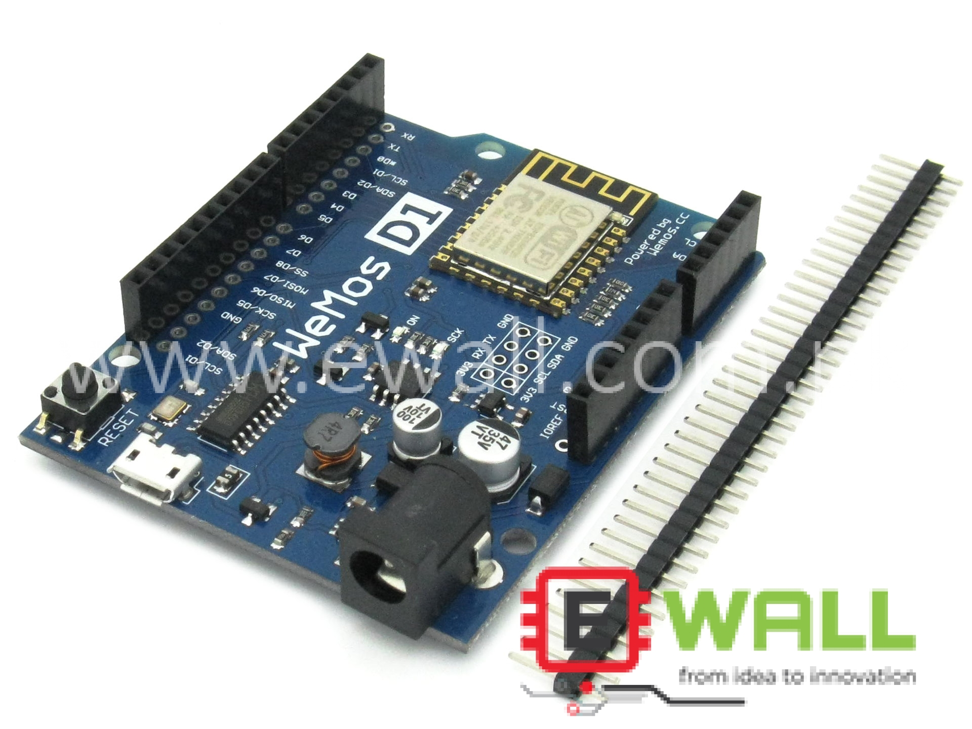 WeMos® D1 R2 WiFi ESP8266 Development Board Compatible Arduino UNO