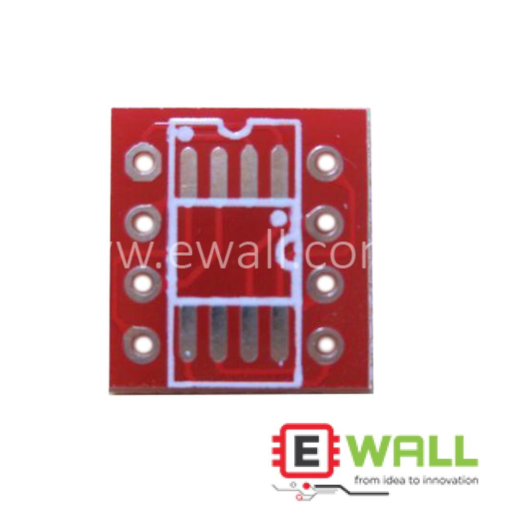 SOP 8 to DIP 8 SOP8-DIP8 Adapter PCB