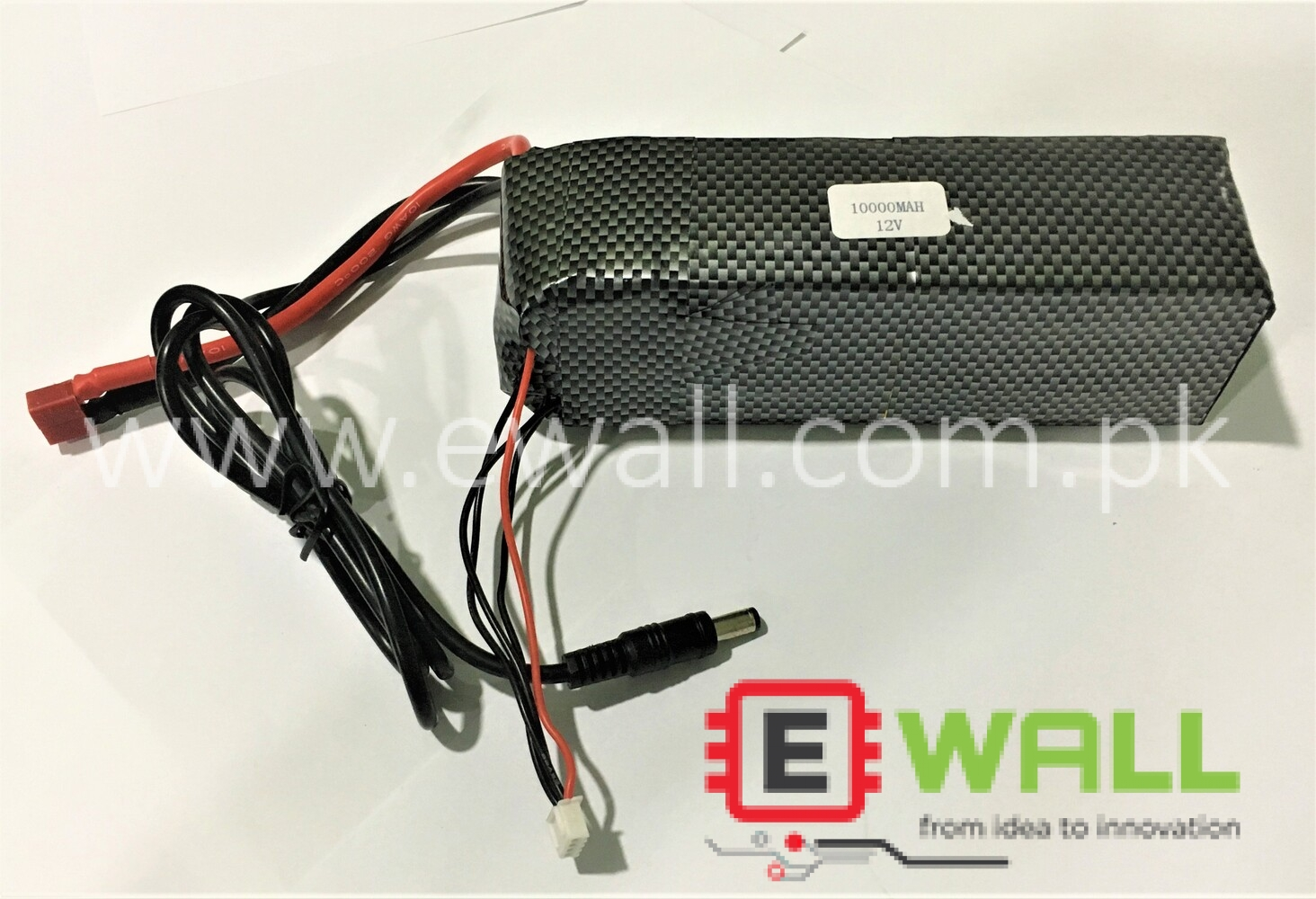 10000mah , on 12V mobile power Lithium-ion Battery