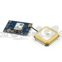Ublox NEO-6M GPS Module for Flight Controllers APM etc
