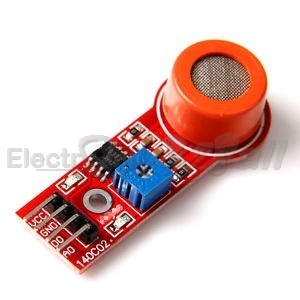 MQ-3 Alcohol Ethanol Sensor Module