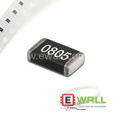 10pcs 120R 0805 SMD Resistor 1% size: 2.0 * 1.2mm (screen printing: 1200 121)