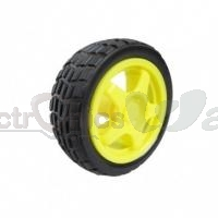 Robot car wheel 65mm
