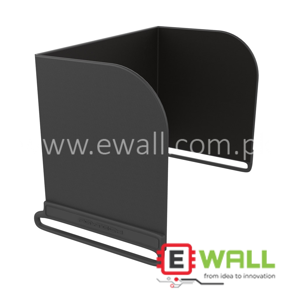 Phone Monitor Hood Sunshade For MAVIC PRO DJI Phantom 4 3 Inspire1 M600 OSMO FPV 168mm Black
