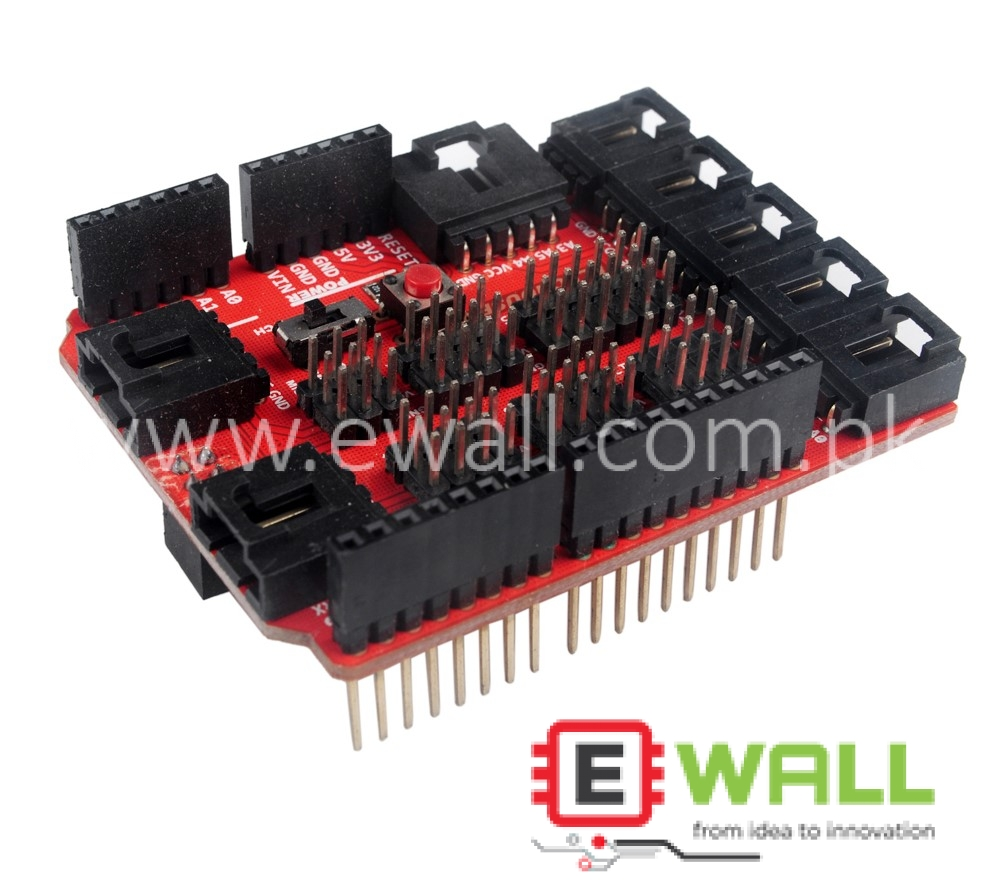 Arduino Sensor Shield V8.0