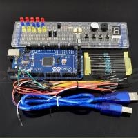 DIY Arduino Mega2560 basic kit for beginners