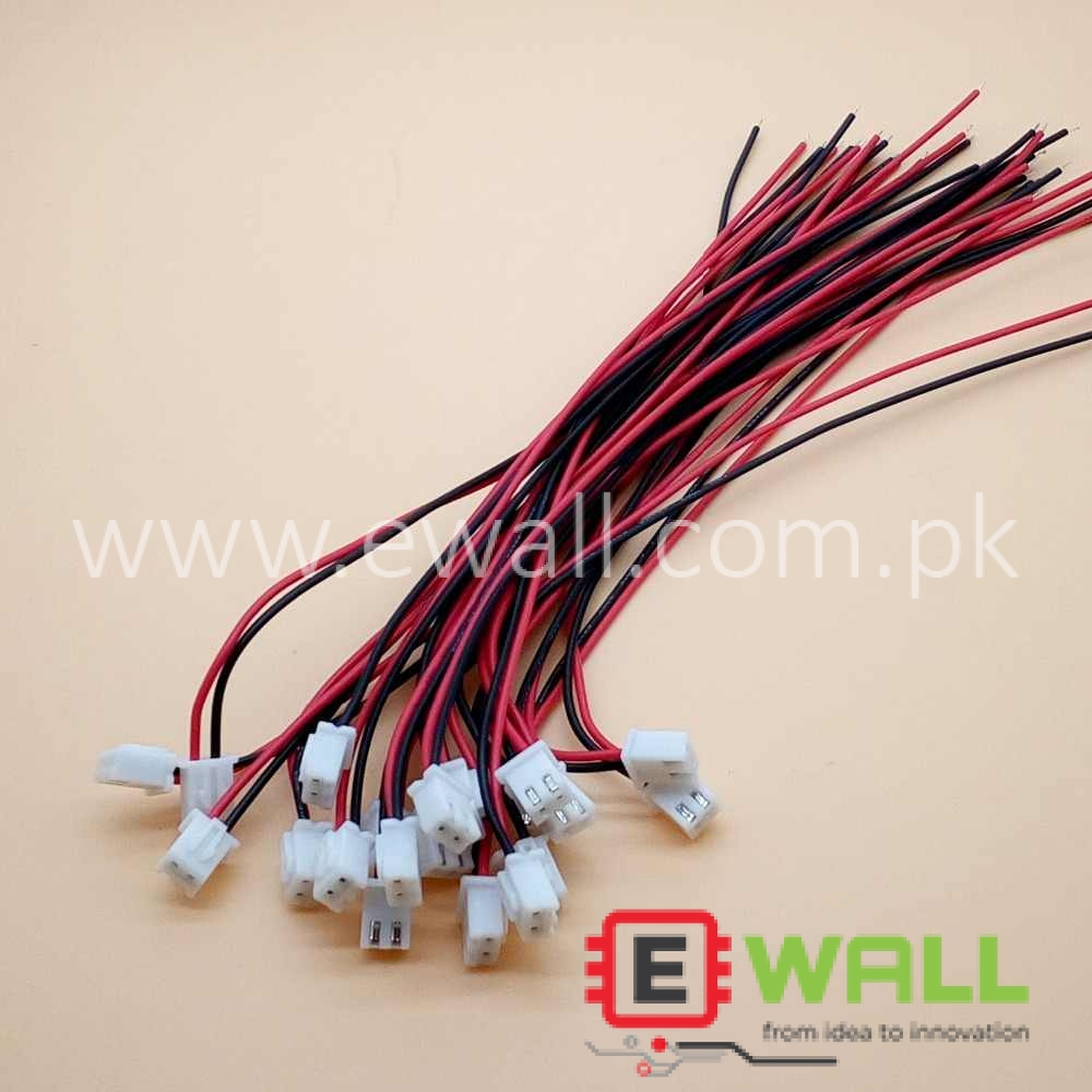 2P XH2.54MM single head Female 20cm for Power Connector