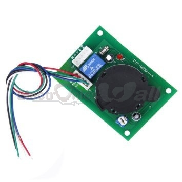 Smoke Sensor Module With Relay Output