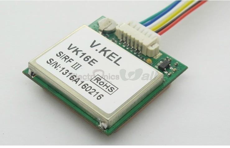 VK16E Serial GMOUSE GPS Module