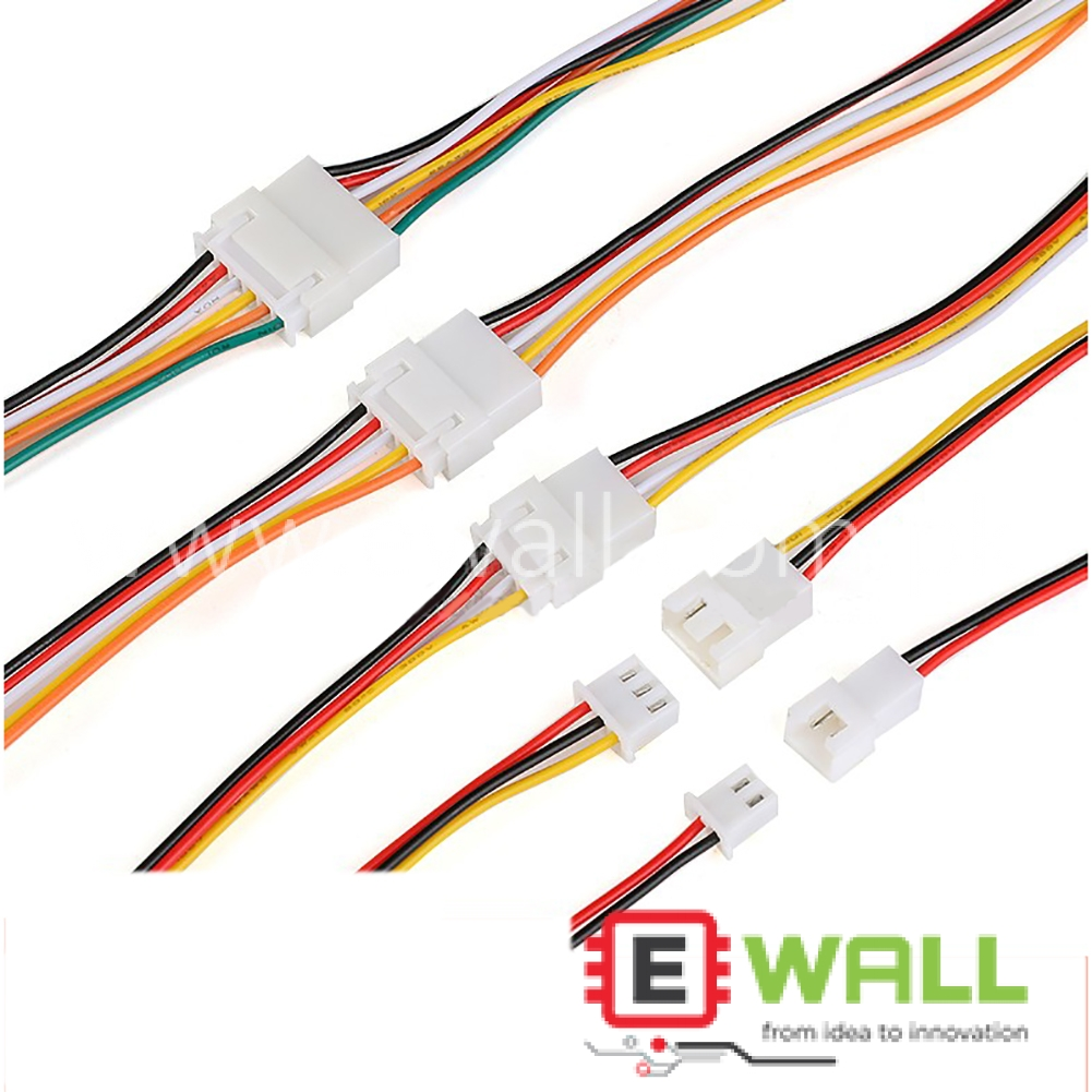 Air Pair Wiring XH2.54mm Plug Terminal Line P5 Male and Female Docking Cable