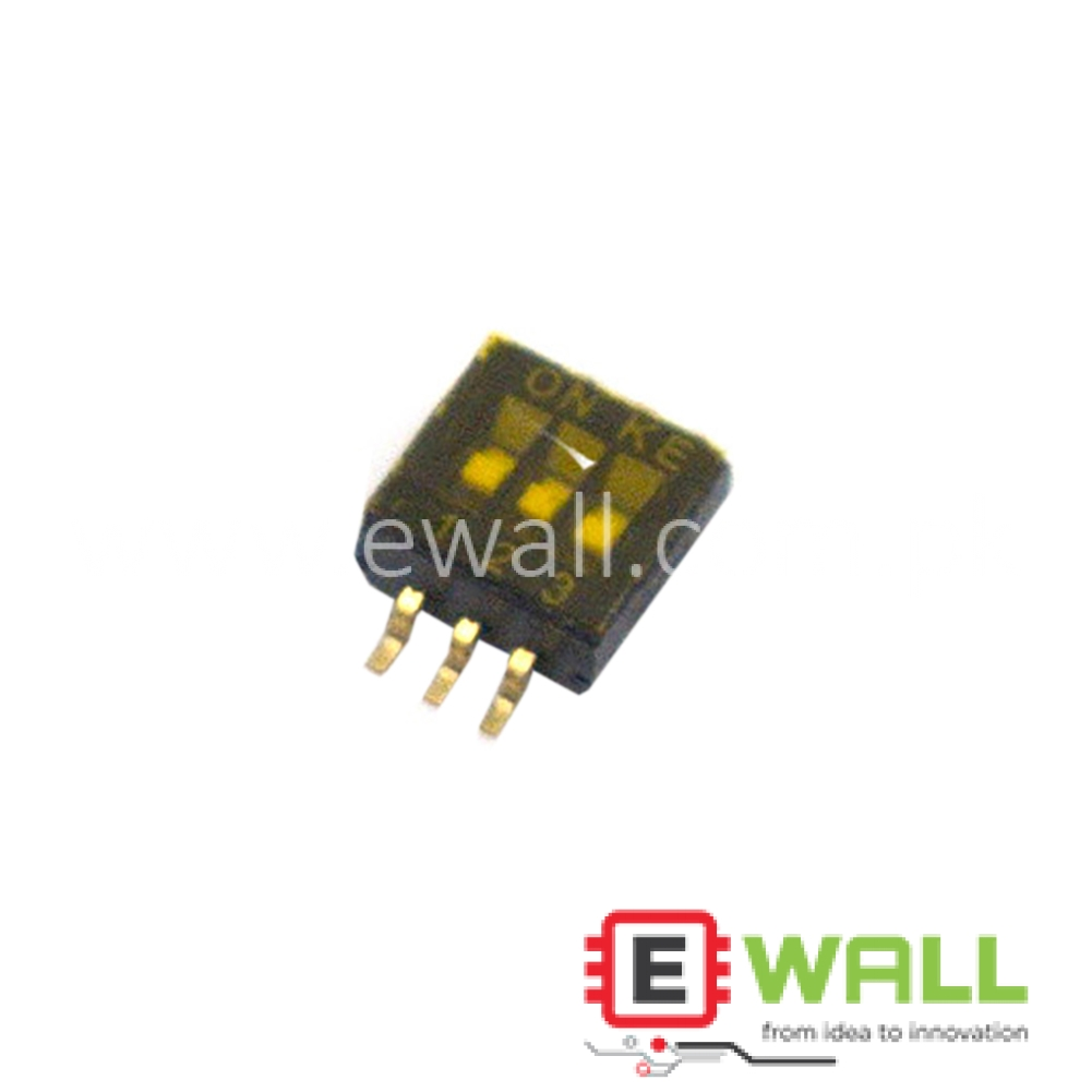 KE DIP Switch 1.27 3P Bit Dial Switch 1.27MM