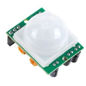 INTERFACING HC-SR501 PIR HUMAN MOTION DETECTOR SENSOR WITH ARDUINO UNO R3