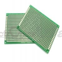 Double-Sided Protoboard 5cm x 7cm