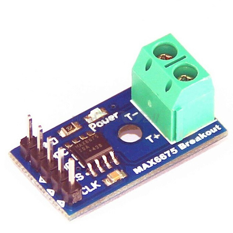 MAX6675 K type Thermo couple Temperature Sensor module