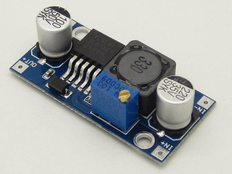 Adjustable Step Up / Boost Voltage Converter XL6009 DC-DC