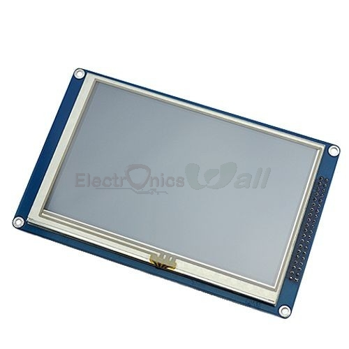 5 inch TFT Touch Screen 800X480 ( Mega2560 and Raspberry Pi Compatible)
