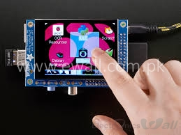 Adafruit PiTFT - 320x240 2.8 TFT+Touchscreen for Raspberry Pi TFT