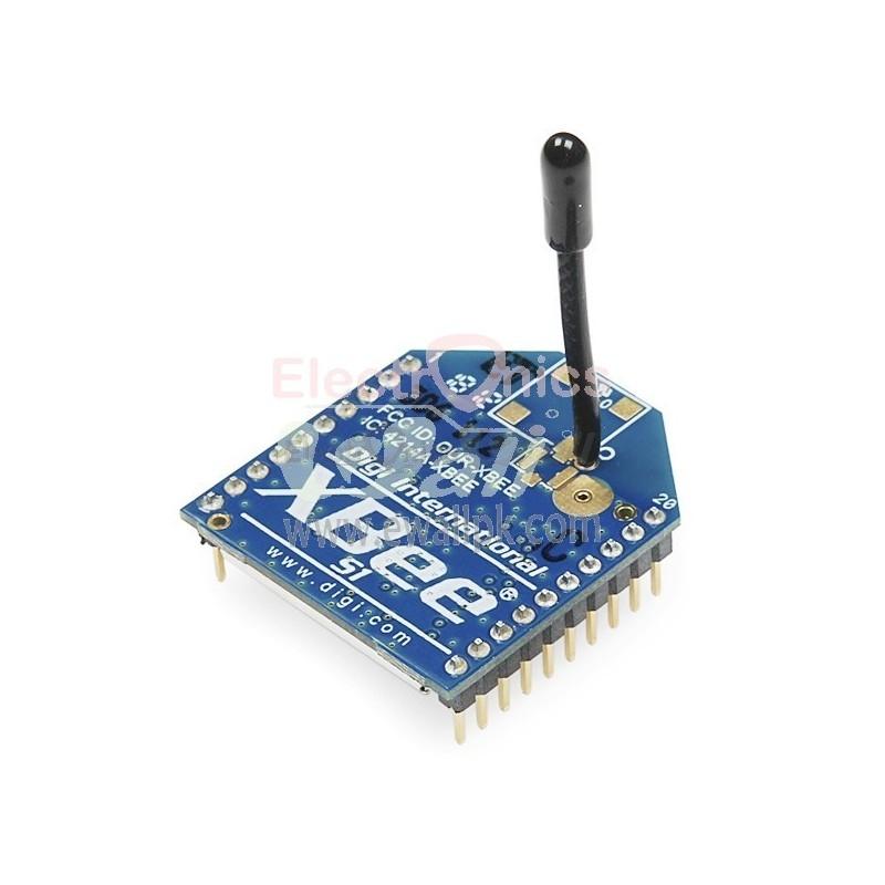 XBee S1 Module Series 1 Zigbee 1mW with Wire Antenna XB24-AWI-001 (802.15.4)