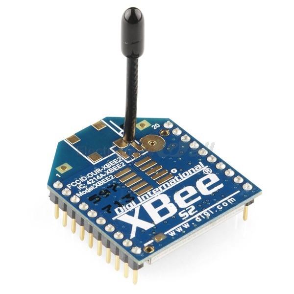 XBee S2 2mW Wire Antenna - Series 2 (ZigBee Mesh) XB24-Z7WIT-004