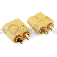 XT60 Plug/Connector Male & Female Pair (Economy)