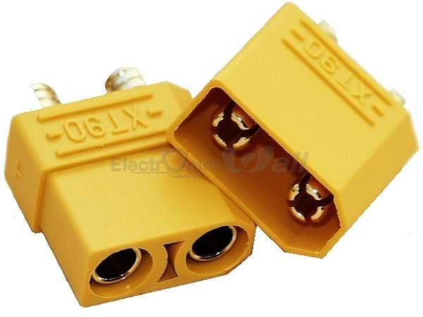 XT90 High Quality Connector Male & Female Pair